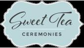 Sweet Tea Ceremonies Logo